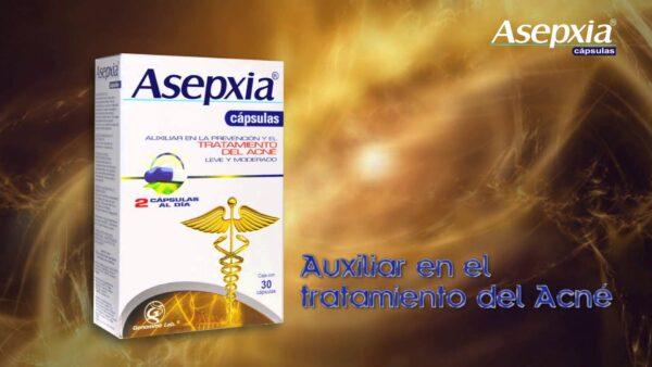 pastillas asepxia