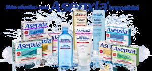 asepxia acné